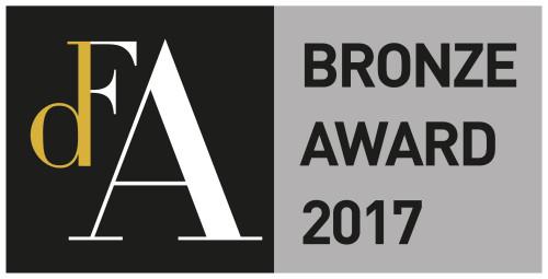 DFA Design for Asia Awards 2017 - Bronze Award