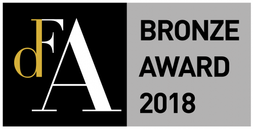DFA Design for Asia Awards 2018 - Bronze Award