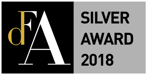DFA Design for Asia Awards 2018 - Silver Award