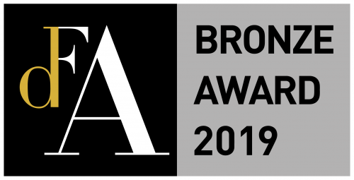 DFA Design for Asia Awards 2019 - Bronze Award